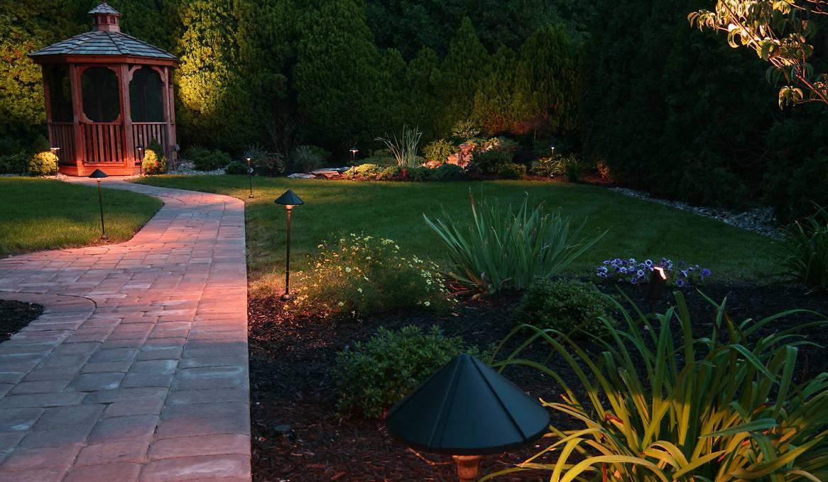 Garden lights online